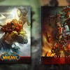 World of Warcraft e Diablo III nos cadernos Tilibra em 2014