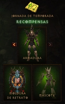 Recompensas de Temporada