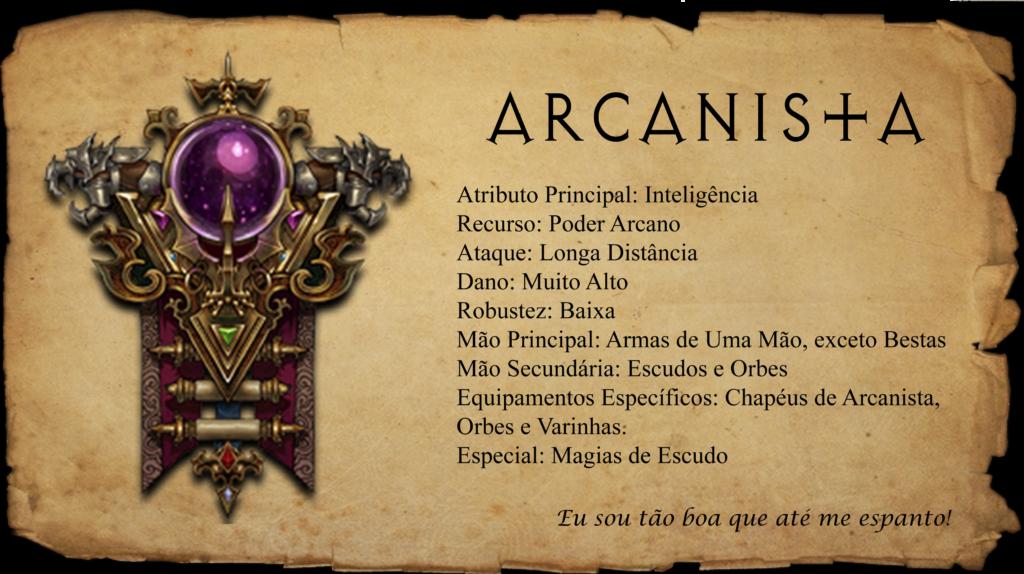 Ficha Classe Arcanista vf