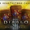 Ganhe Pacotes de Perito no Hearthstone ao Comprar Diablo III – Reaper of Souls