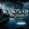 Diablo III em promoção!